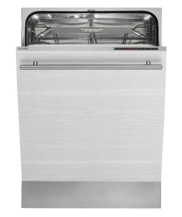 Полногабаритная встраиваемая посудомоечная машина Asko D 5554 XL FI с режимом турбосушки