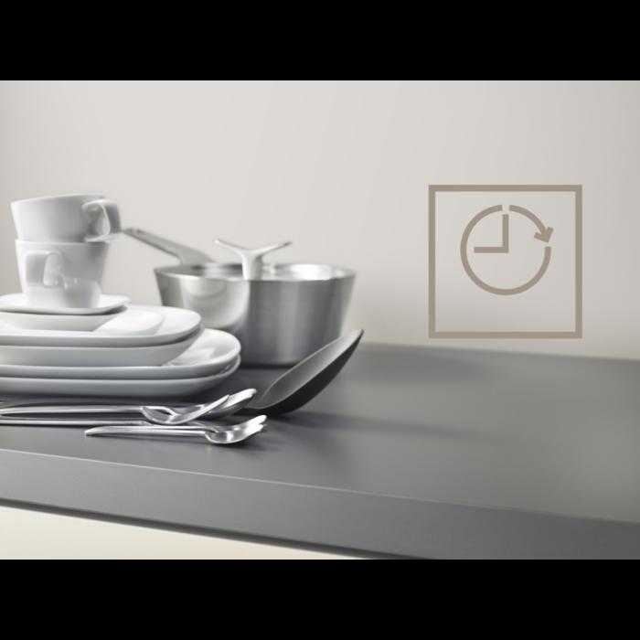 Многие современные посудомоечные машины имеют функцию отсрочки запуска режима мойки
