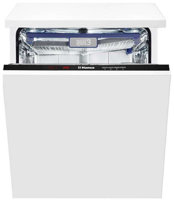 Бюджетная и довольно вместительная посудомоечная машина Hansa ZIM 626 EH