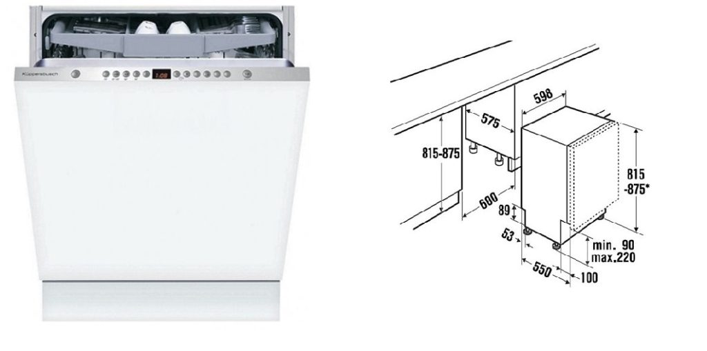 Модель ПММ Kuppersbusch IGVS 6509.3 является гигантом мысли инженеров компании