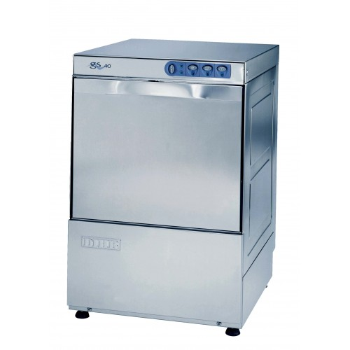 Обзор профессиональных посудомоечных машин Dihr для кафе и ресторанов