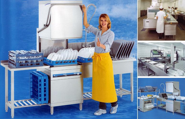 Обзор профессиональных посудомоечных машин Meiko для кафе и отелей