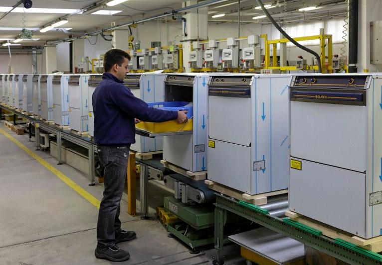 Высокотехнологичная производственная линия обеспечивает качество