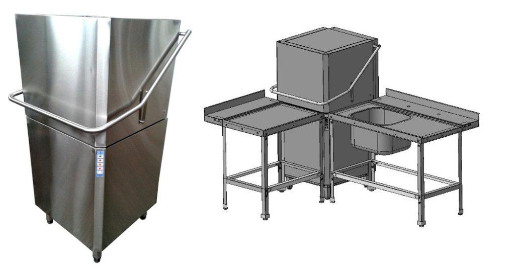 Обзор посудомоечных машин Silanos (Силанос): характеристики