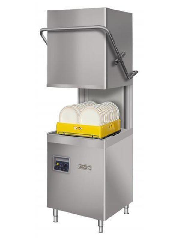 Мощная промышленная мойка NE1300 легко справляется с большими объемами грязной посуды