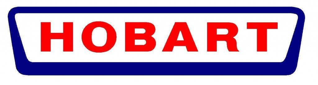 Официальный логотип торговой марки Hobart