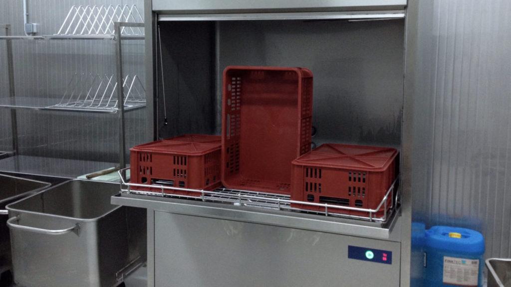 Котломоечные ПММ помогут при мытье габаритной посуды