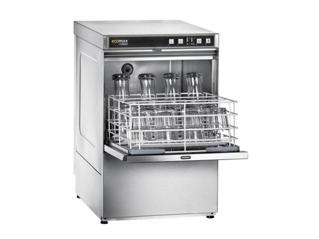 Модель ECOMAX 402 совмещает процесс основной мойки с ополаскиванием