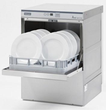 Модель AM51XL будет оптимальна для мытья тарелок разных диаметров
