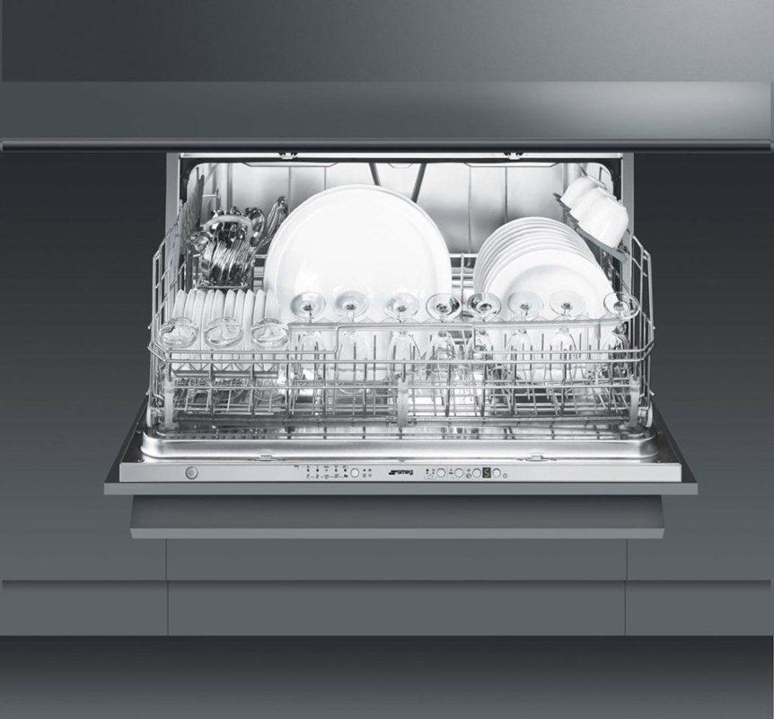 Нестандартная модель ПММ Kuppersbusch IGS 6908.1 GE с бункером на 12 наборов посуды