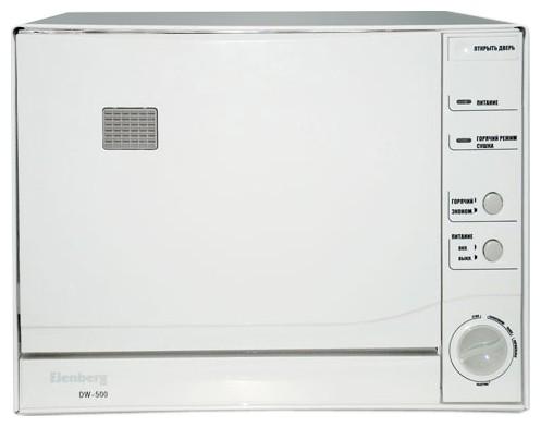 Посудомоечная машина Elenberg DW-500 с самой маленько глубиной