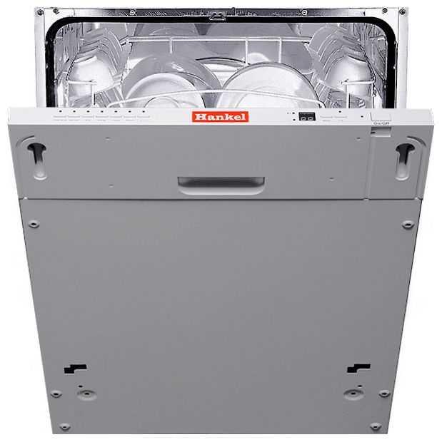 Посудомоечная машина Hankel WEE 1745 с нестандартной шириной 44,% см имеет обычную глубину в 54 см