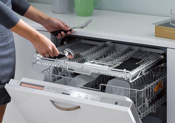 как правильно загружать посуду в посудомоечную машину фото