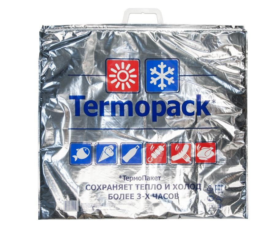 Внешний вид термопакетов для холодильников