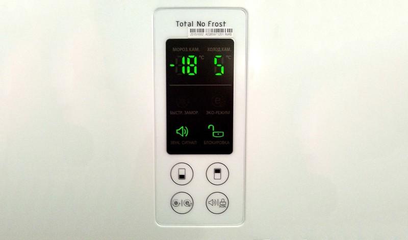 Настройка стандартной температуры