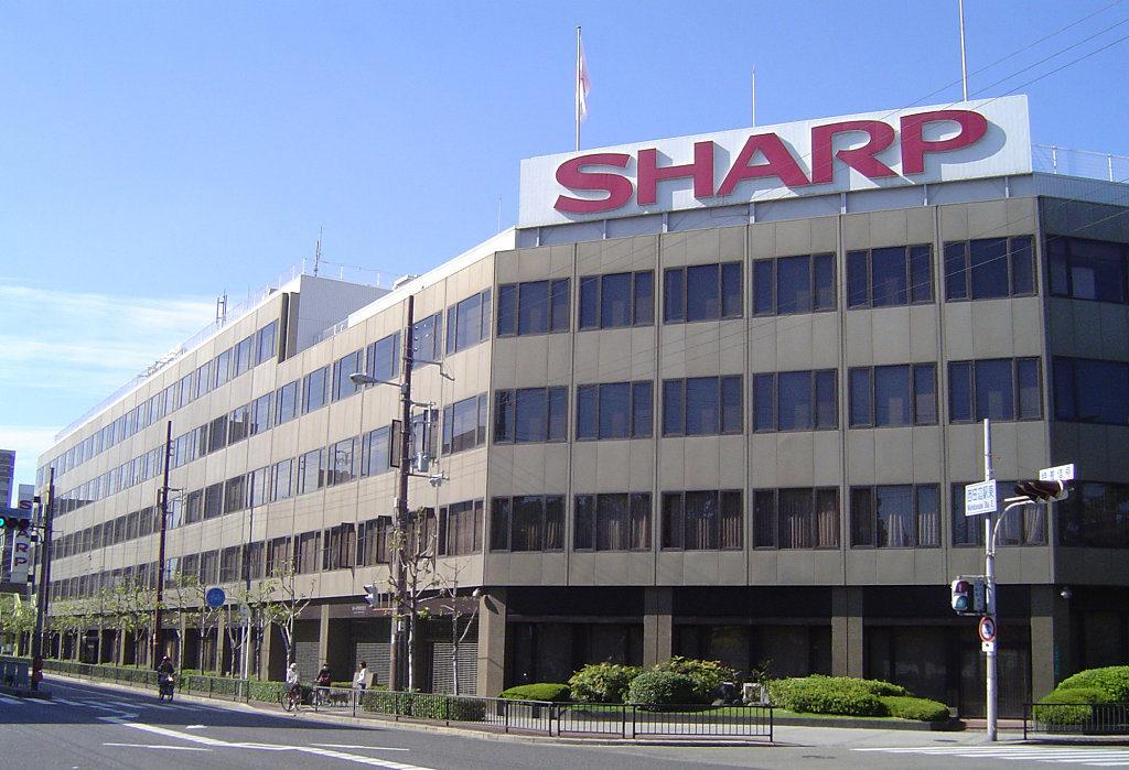 Офис компании Шарп