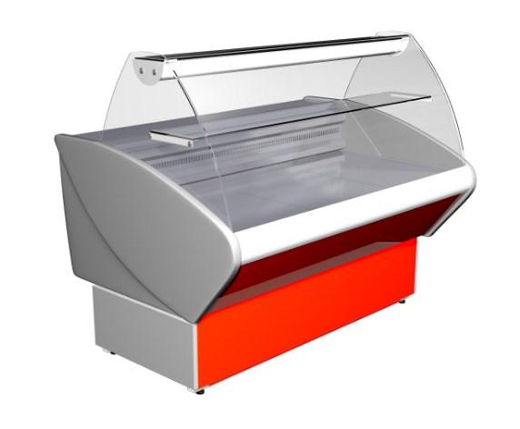 Морозильная витрина Полюс Вхс-1,2