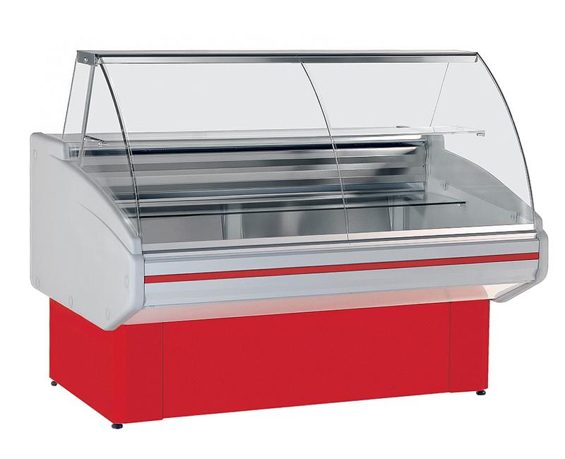 Морозильная витрина Двина 150 ВС-0,53-1,13-1-4Х