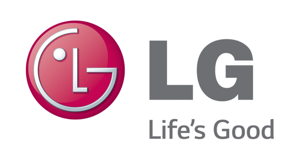 Логотип и слоган LG