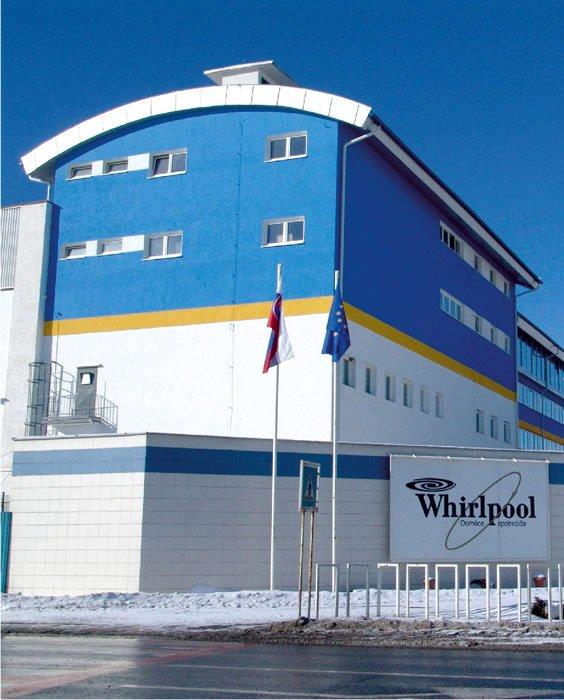 Производственные мощности Вирпул