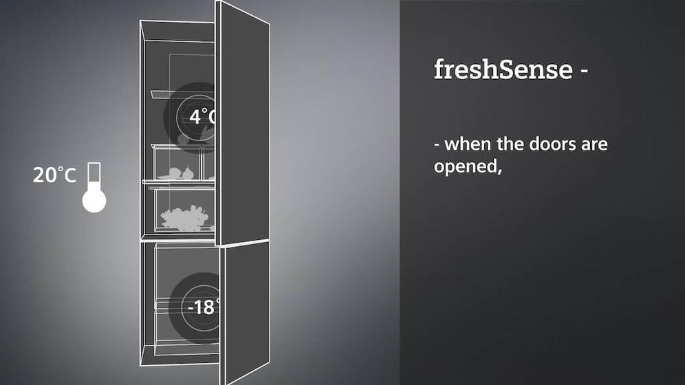 Датчик закрытия дверцы Fresh Sense