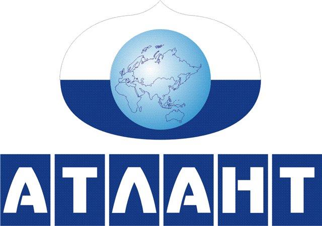Официальный логотип Атлант