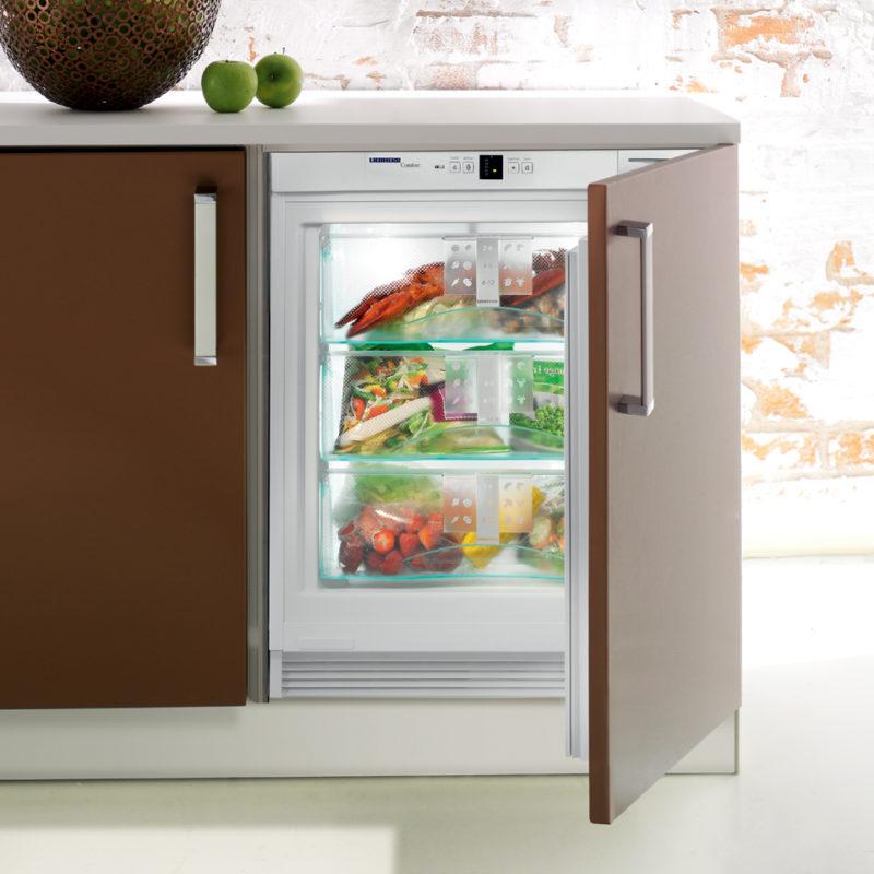 Встраиваемые модели холодильного оборудования