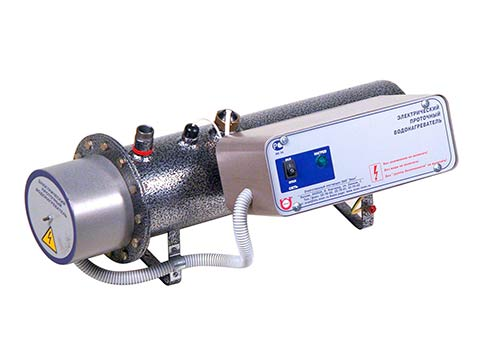 Скоростной нагреватель ЭВАН ЭПВН с механическим управлением