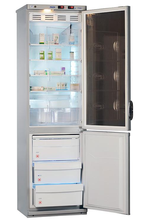 Двухкамерный холодильный шкаф ХЛ-340