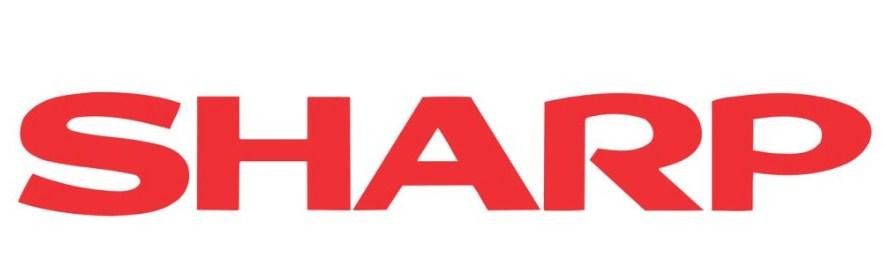 Официальный логотип Шарп
