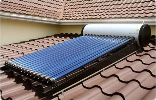 Солнечные коллекторы идеальны для лета