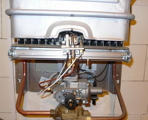 Как почистить газовую колонку и теплообменник Кожухотрубный испаритель ONDA SSE 32.101.2400 Кисловодск