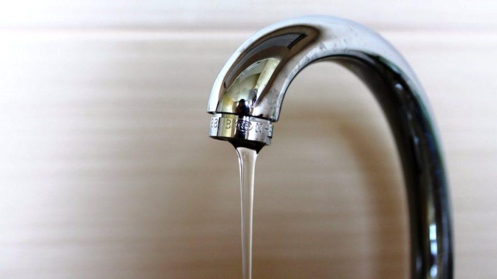 Слабый напор воды с газовой колонки