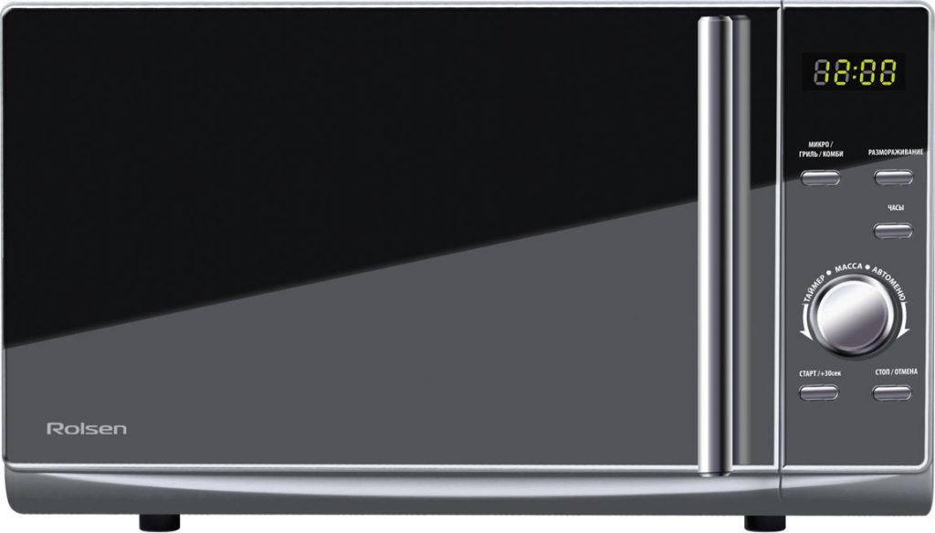 Дизайнерская модель СВЧ Ролсен