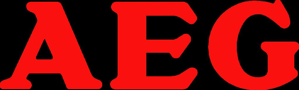 Официальный логотип AEG