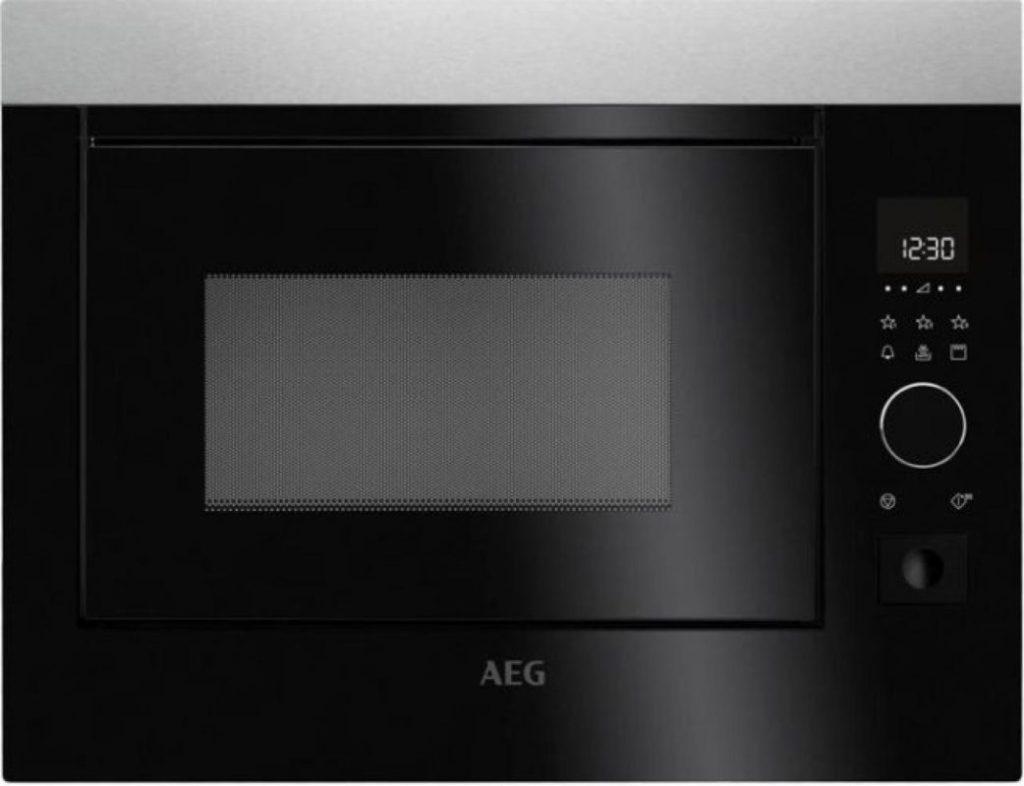 Микроволновые печи АЕГ обычно имеют нейтральный дизайн