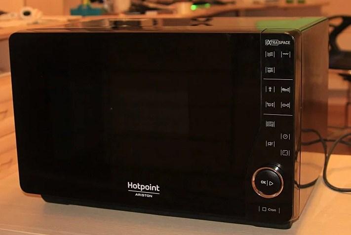 Hotpoint-Ariston MWHA 2622 MB с нижним магнетроном