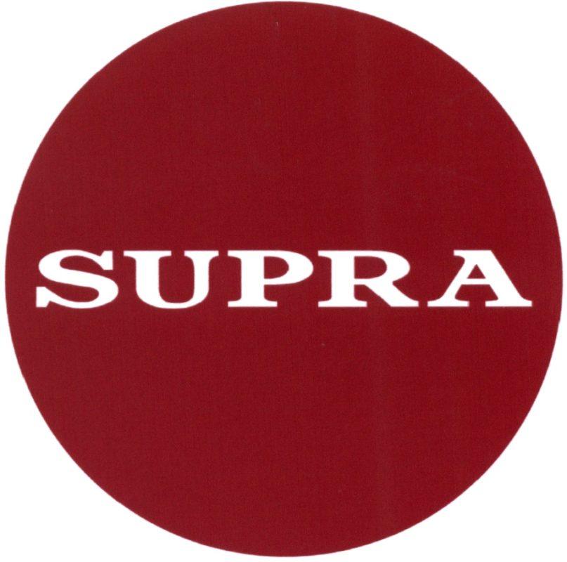 Официальный логотип Супра