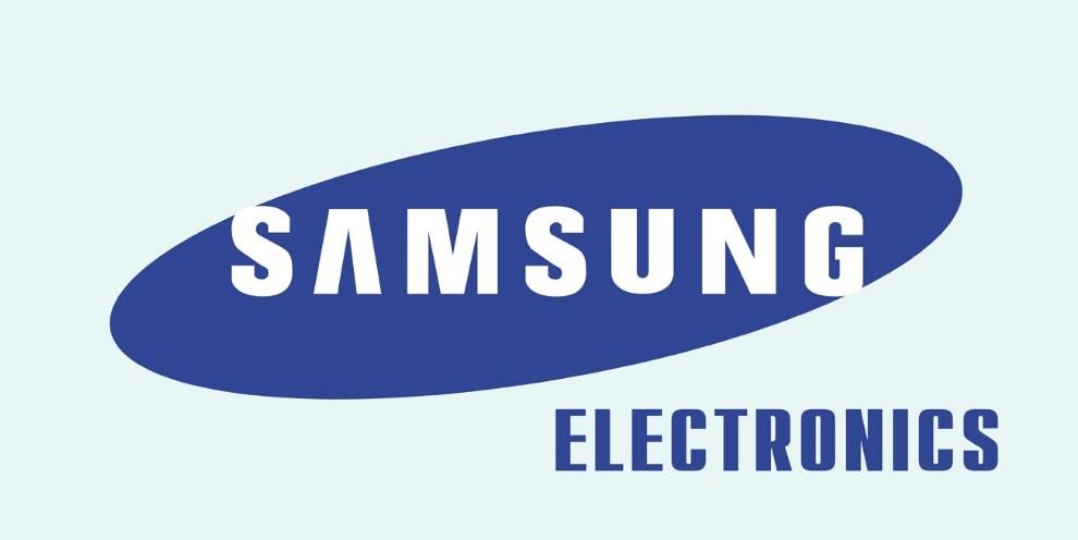 Официальный логотип Самсунг