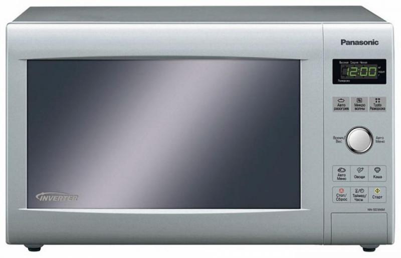 Модель Panasonic NN-SD 366 M с электронным управлением