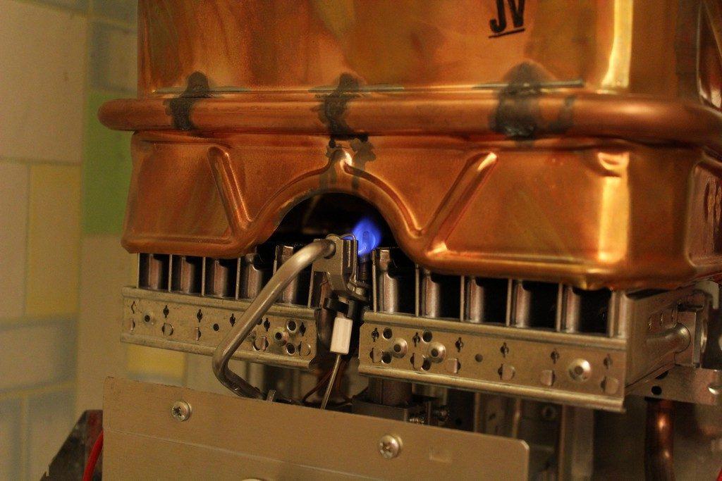 Проверка работы запальника газовой колонки