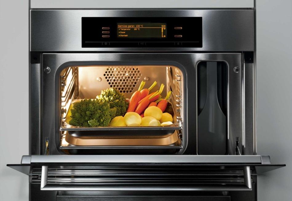 Приготовление овощей в СВЧ имеет особенности