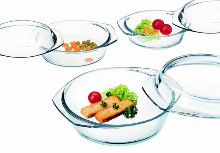 Рекомендованная для СВЧ посуда