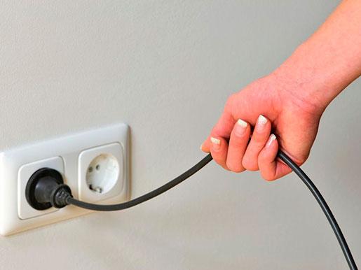 Для электроводонагревателя нужна отдельная линия
