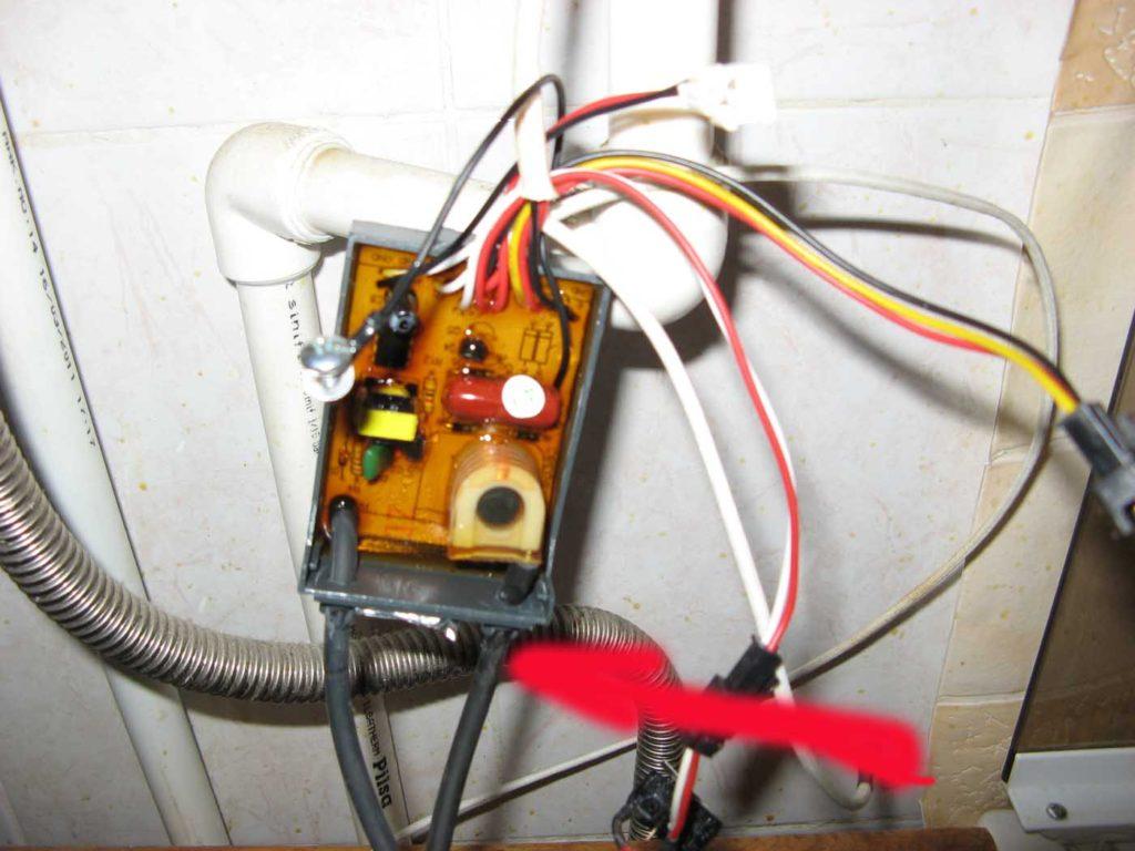 Проверка электрической части