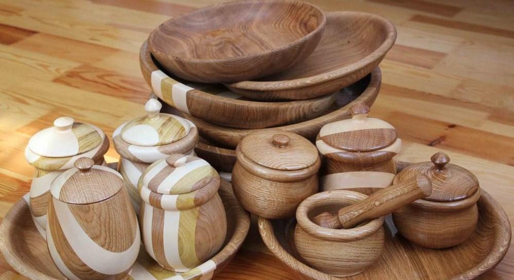 Деревянная посуда не рекомендуется