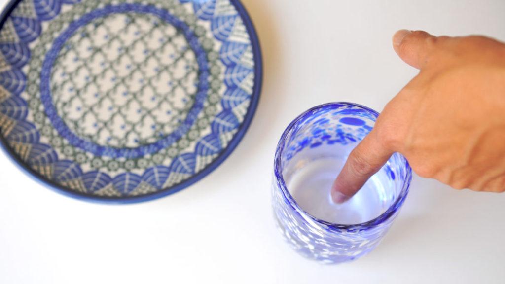 Тестирование посуды в СВЧ