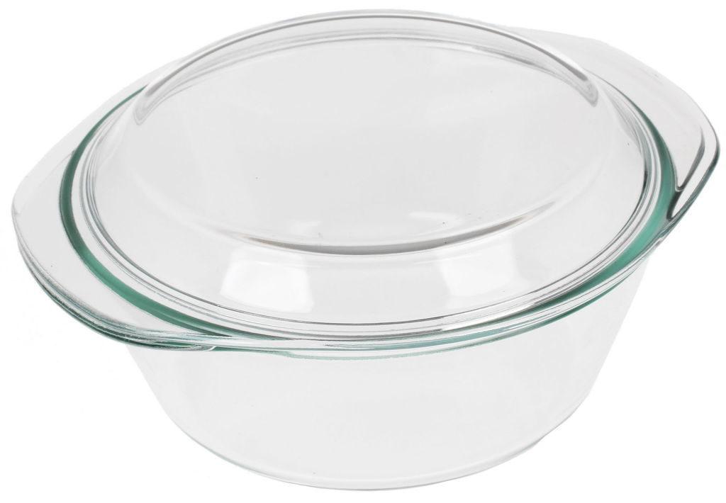 Стеклянная посуда - идеальный вариант
