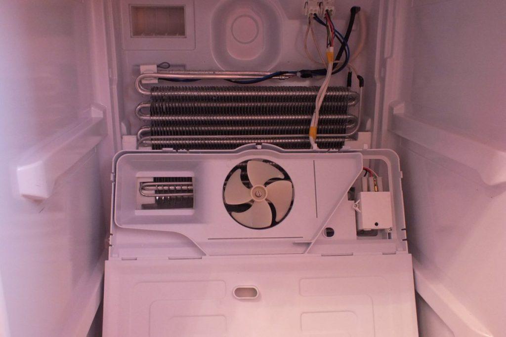 Вентилятор холодильника