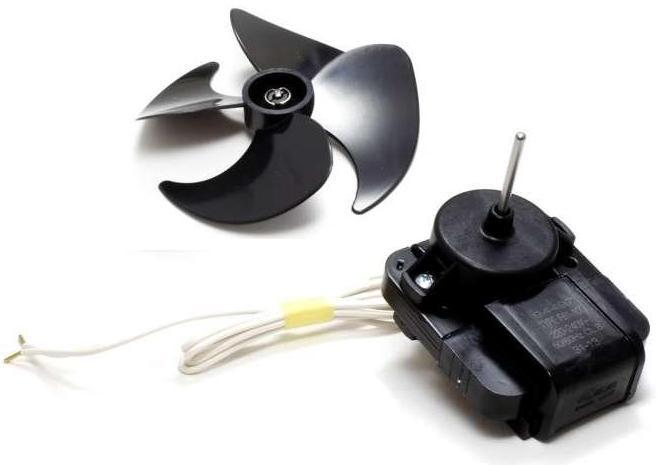 Вентилятор осевого типа